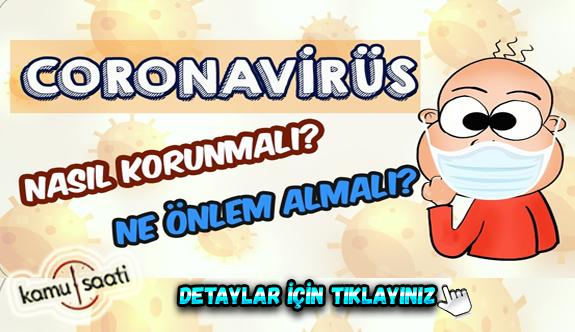 DR Mehmet Ceyhan 'dan Koronavirüs Olmamak için Acil Bir Uyarı