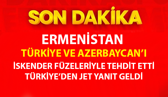 Ermenistan, ağır kayıplar sonrası tehdide başladı: Türkiye F-16'ları kullanırsa İskender füzelerini devreye sokarız