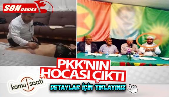 Esenler'de hoca kılığında kadınları taciz eden sapığın PKK'lı olduğu ortaya çıktı