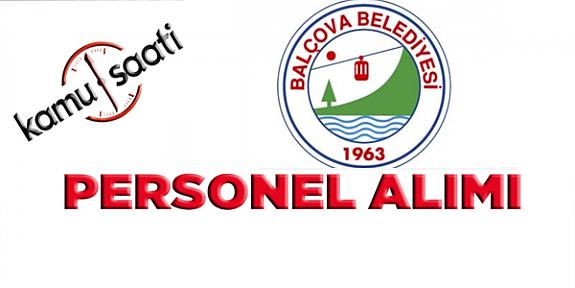 İzmir Balçova Belediyesi İşçi personel alımı yapacak iş başvurusu ve başvuru formu