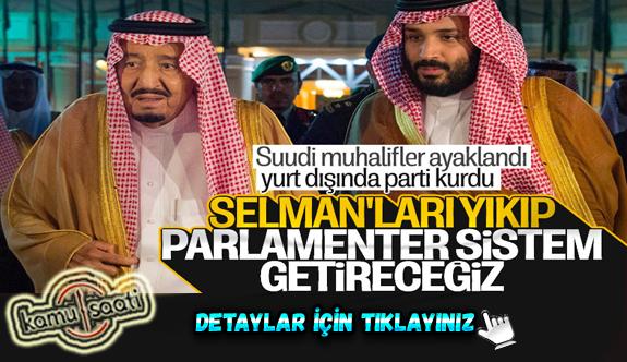 Suudi Arabistanlı muhalifler yurt dışında siyasi parti kurdu