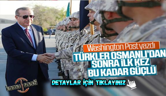 Washington Post'ta yayınlanan Türkiye analizi