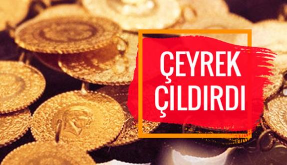 13 Ekim Salı çeyrek altın kaç lira oldu? altın düşecek mi? Döviz Kurları Euro ve Dolar kaç lira? BIST100