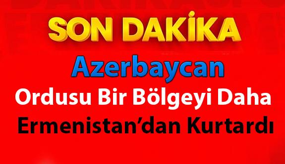 Aliyev: Magadiz'e Azerbaycan bayrağı dikildi