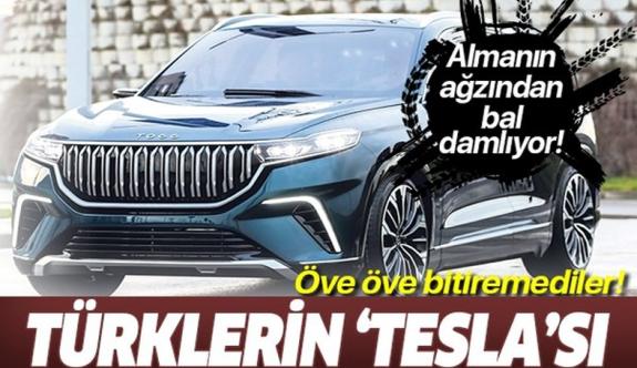 Almanya'dan Türkiye'nin Otomobili'ne övgü