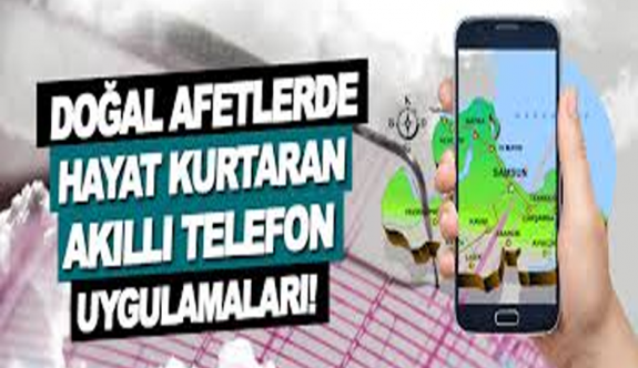 Her telefonda Muhakkak olması gereken deprem uygulamaları