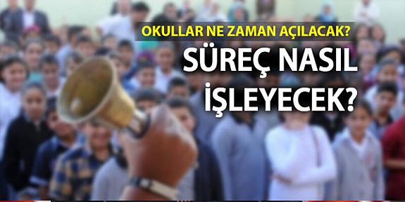 İstanbul Valiliği'nden Okullar ile ilgili kritik Duyuru Okullar Açılacak mı?
