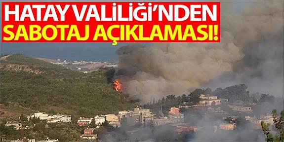 İşte Hatay'da ormanları yakan hainler! Belen'de yangını izledi, Erzin'de suçüstü yakalandı