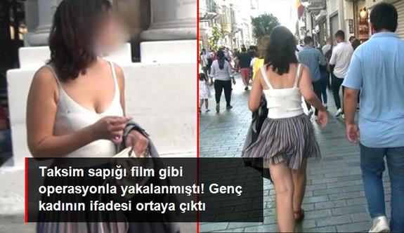 Kendisini taciz eden İstiklal sapığından şikayetçi olan kadın: Takip etti, bacağımı elledi