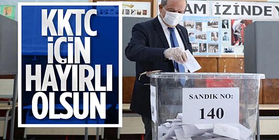 KKTC Başbakanı Ersin Tatar oyunu kullandı