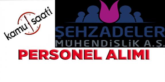 Manisa Şehzadeler Mühendislik 6 İşçi Personel alımı iş ilanları iş başvurusu ve başvuru formu