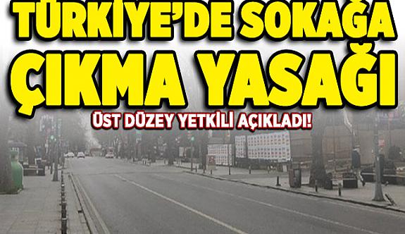 Reuters: Türkiye'de sokağa çıkma yasağı yeniden gündemde