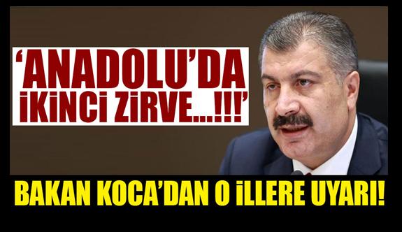 Sağlık Bakanı Fahrettin Koca konuştu!