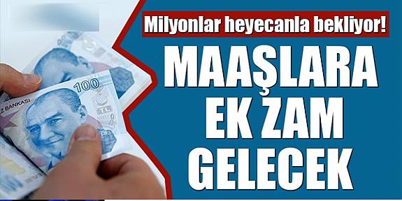 YEP'e göre milyonların maaşlarına yapılacak olan zam oranları açıklandı!