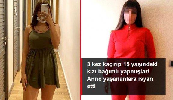 3 kez ortadan kaybolan liseli kız uyuşturucu bağımlısının evinde bulundu! Anne yaşananlara isyan etti