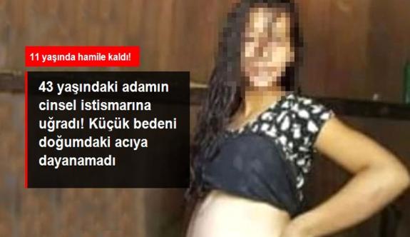 43 yaşındaki adamın cinsel istismarından sonra hamile kalan 11 yaşındaki kız çocuğu, bebeğini doğururken öldü