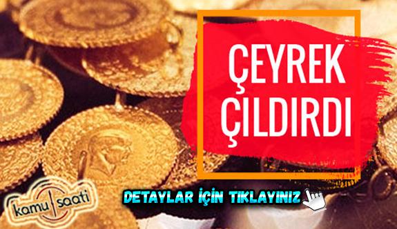 7 Kasım Cumartesi çeyrek altın kaç lira oldu? altın düşecek mi? Döviz Kurları Euro ve Dolar kaç lira? BIST100