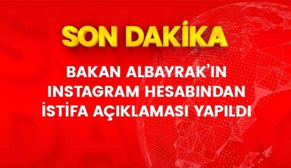 Berat Albayrak istifa etti mi? Ekonomi bakanı Instagram hesabından 'istifa açıklaması' yapıldı