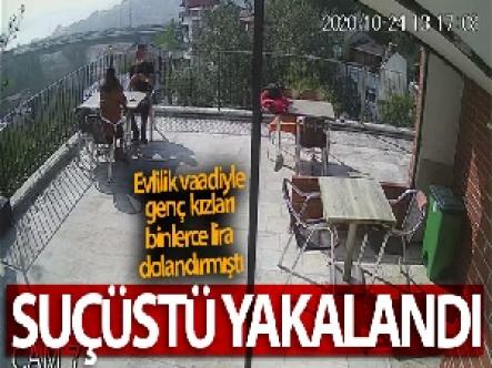 Evlilik vaadiyle genç kızları binlerce lira dolandıran firari Medet Batal Beşiktaş'ta suçüstü yakalandı