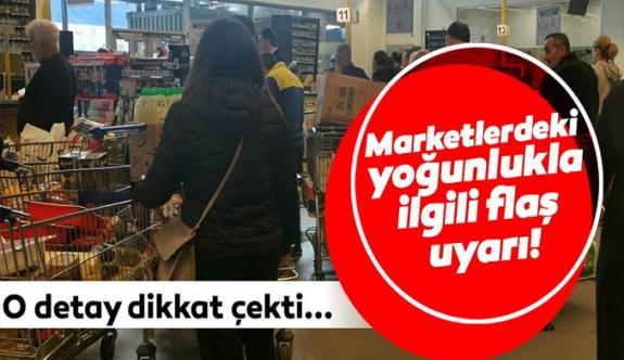 Marketlerden Yoğunluk Tedbiri  flaş 'saat' Değişikliği! Kararı