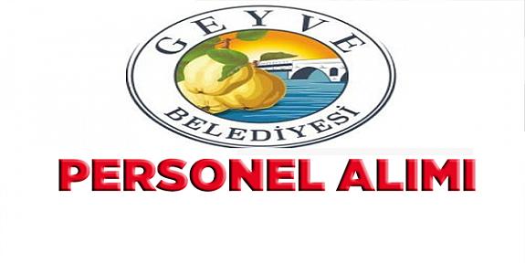 Sakarya Geyve Belediyesi 8 Zabıta Memuru Alacak