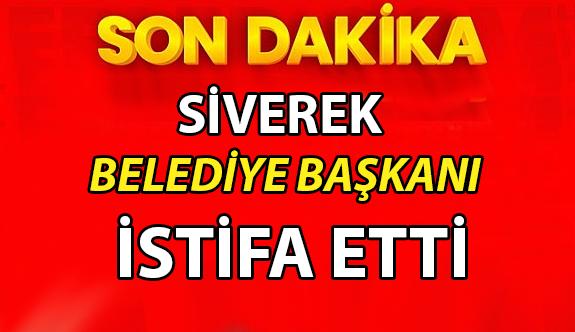 Siverek Belediye Başkanı görevinden istifa etti Şanlıurfa Siverek'te tekrar seçim mi olacak?