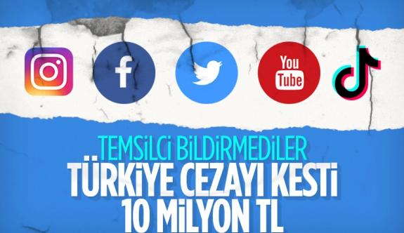 Sosyal medya yasasına uymayan platformlara ceza kesildi