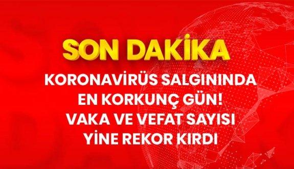 Türkiye'de 23 Kasım günü koronavirüs nedeniyle 153 kişi vefat etti, 6713 yeni vaka tespit edildi
