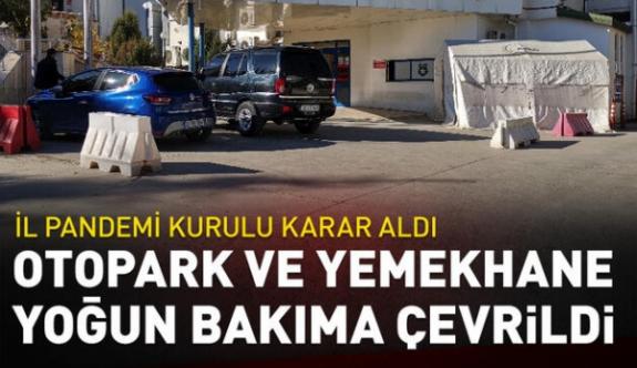 Türkiye'deki Hastanelerin kapasitesi Tamamen Dolu Ülke Kırmızı Alarm da!