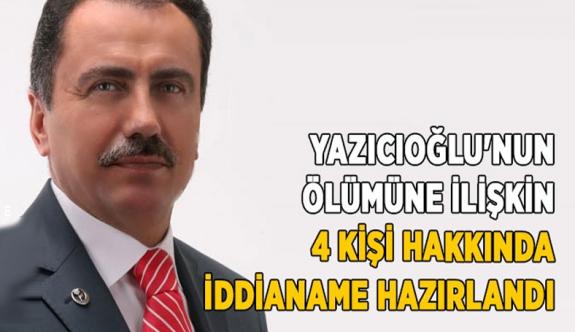 Yazıcıoğlu soruşturmasında 4 kamu personeline Şok  ididdianame