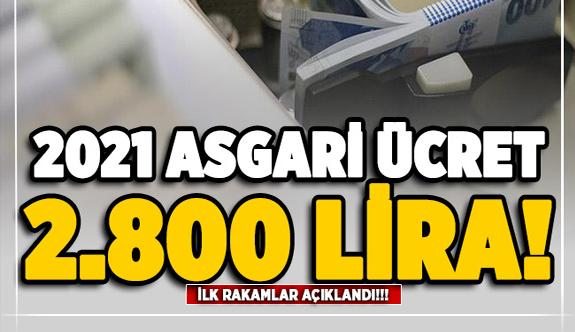 Zam için ilk tahmin açıklandı: Asgari ücret 2 bin 800 lira