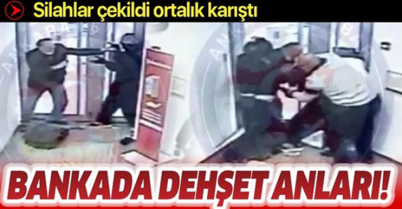 Ankara'daki banka soygunu girişiminin detayları ortaya çıktı