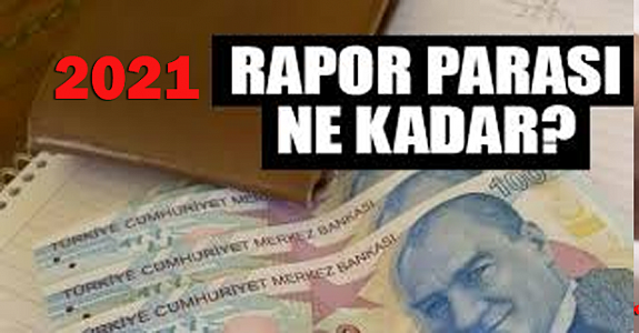 Asgari ücret artışı, ödenen rapor parasını arttırır mı?