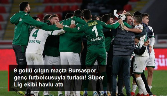 Göztepe'yi deplasmanda 5-4 yenen Bursaspor kupada turladı