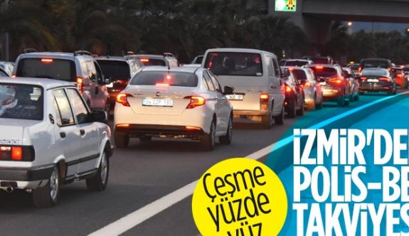 İzmir'den Çeşme'ye destek ekibi yollanacak