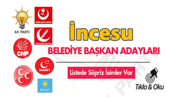 Kayseri İncesu Belediye Başkanlığına Sürpriz Aday! Genç, Dinamik, Çalışkan ve Başarılı Başkan Adayı