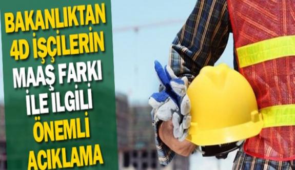 KHK'lı işçi İsyanda ücret ayrımı: Bize 18 TL, kadroluya neden  30 TL?