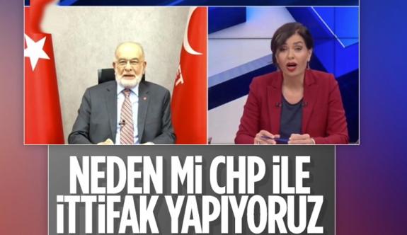 Temel Karamollaoğlu CHP ile neden ittifak olduklarını Anlattı