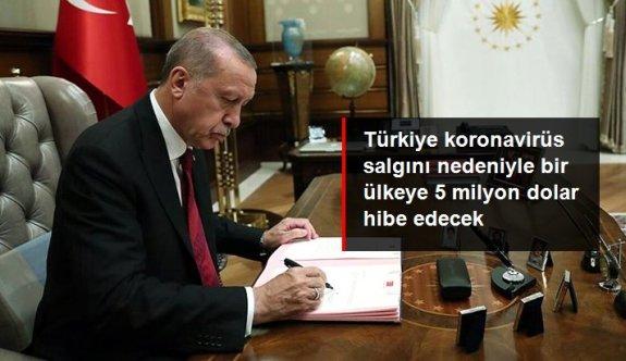 Türkiye, koronavirüs sebebiyle Tunus'a 5 milyon dolar hibe edecek