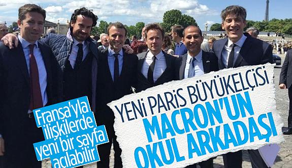 Türkiye'nin Paris Büyükelçiliği görevine Ali Onaner atandı