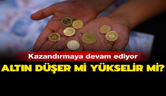 27 Ocak Çarşamba Bugün çeyrek altın kaç lira oldu? Altın yükselecek mi? Dolar ve Euro'da son durum