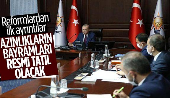 Ak Partili Turan, reform paketinin detaylarını anlattı