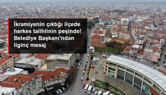 Akhisar Belediye Başkanı'ndan piyango çıkan kişiye ilginç mesaj: 3-5 milyon at da hizmet edelim