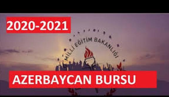 Azerbaycan hükümeti burs duyurusu