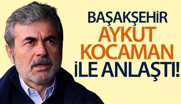 Başakşehir, Aykut Kocaman ile prensip anlaşmasına vardı