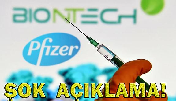 BioNtech aşısı olduktan sonra ölenlere dair önemli açıklama