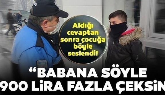 Düzce polisi sokağa çıkma kısıtlaması ve maske denetiminde affetmedi!
