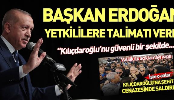 Erdoğan'dan özel kaleme O isim için çok özel talimat!