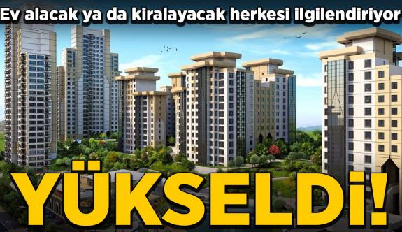 Ev alacak ya da kiralayacak herkesi ilgilendiriyor! Fiyatlar Uçtu