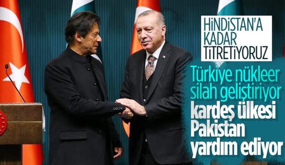 Hindistan: Türkiye ile Pakistan nükleer silah geliştiriyor